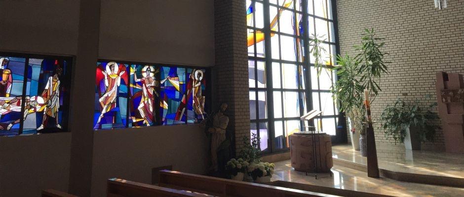 Fenster Altarraum