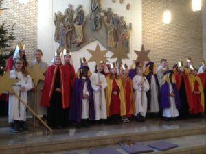 Sternsinger Katholische Kirchengemeinde Heilig Geist